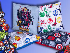 MARVEL Avengers Cojines decor. 40x40cm, Thor Hulk Iron Man Captain America