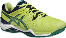 Asics Gel Resolution 6 Clay Size 7 Lime RRP £110 BNIB E503Y ONE PAIR ONLY