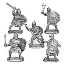 "Tin Soldiers ""Russian Medieval Warriors"" (40mm)"