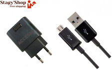 CHARGEUR WIKO LENNY,LENNY 2 compatible,prise+cable micro-usb AccessD