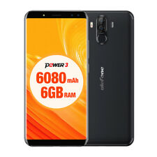 ULEFONE POWER 3 6.0 INCH 6080MAH FACE ID 6GB RAM 64GB ROM MT6763 OCTA CORE 4G