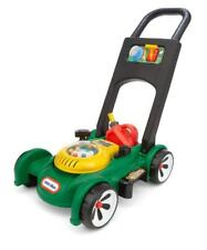 Pretend Yard Lawn Mower Outdoor Toddler Toy with Engine Sounds By Little Tikes