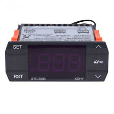 STC-3000 110V 220V TOUCH DIGITAL TEMPERATURE CONTROLLER THERMOSTAT 10A 30A