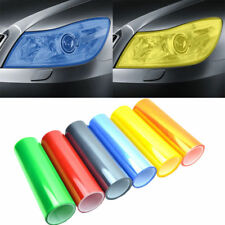 Light Car Taillight Tint Auto Decal HeadLight Sheet Fog Film Smoke Vinyl Sticker