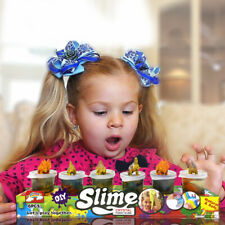 Liquid Slime Edition Shimmering Crystal Slime 6 Colors Creative DIY Toy