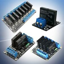 5V 1/2/4/8 Channel OMRON SSR G3MB-202P Solid State Relay Module For Arduino;