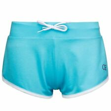 WOMENS LADIES BLUE OCEAN PACIFIC CASUAL GYM YOGA BEACH JOGGING HOT PANTS SHORTS