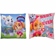 Paw Patrol OFFICIAL Skye & Everest Cushion/Pillow