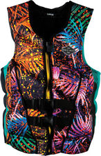 Ronix LAST CALL CAPELLA 2.0 Weste 2018 totally tropical Wakeboard Neo Vest