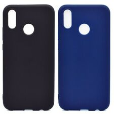 Huawei P20 Lite TPU Gel Handy Cover Matt Frosted Flexibel Weich Schutzhülle Case