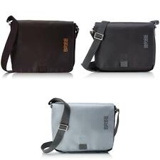 BREE Collection Punch 61, Chrome, Shoulder Bag, Borsa A Tracolla, unisex - NUOVO