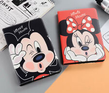 Flip Cute Disney Smart Leather Stand case Cover Defender For Apple iPad Series