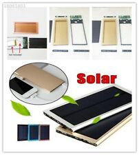6011B37 LCD Solar Power Bank Charger Case Shell Kit DIY For Mobile Phone Tablet