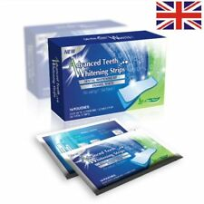 28-7 PROFESSIONAL ADVANCED TEETH WHITENING STRIPS TOOTH BLEACHING WHITE STRIP