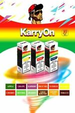 KarryOn Juice E - Liquid |10 ml | 30VG/70PG | 0,6,12 &18 mg | 15 Flavours!