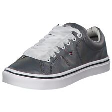 Tommy Hilfiger Sneakers Uomo Sneakers Basse fw0fw03028-403 Blu NUOVO