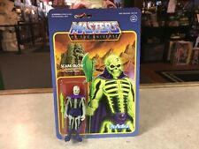2017 Super7 ReAction Masters of the Universe SCARE GLOW 4