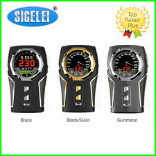 ✔️Authentic Sigelei TOP1 230W TC MOD. Available Extras! Fast Free Shipping!🔥