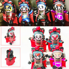 B88559A Chinese Opera Face Changing Doll Opera Figure Home Garden Decoration Toy