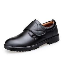 Boys Leather Durable Children High Quality Genuine Affordable  Kids School Shoes