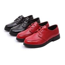 Kids Shoes Children Boys Girls Dress School Affordable Casual  Leather Footwear
