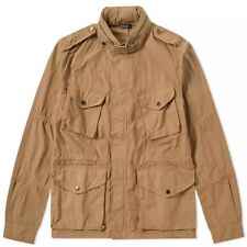 Barbour International Steve McQueen Dual Casual Jacket Stone Cacciatrice