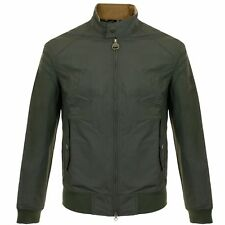 Barbour International Steve McQueen Rectifier Harrington Casual Jacket Sage