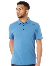 Fox Heather Blue Rookie Polo Shirt