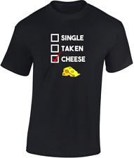 Individual Taken Cheese Camiseta Regalo Divertido Hombre Mujer Unisex Broma