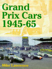 Grand Prix Cars, 1945-65 by Mike Lawrence (Hardback, 1998)Pub by M.R.P.