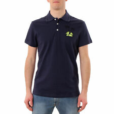PR 115460   JUST CAVALLI POLO UOMO BLU