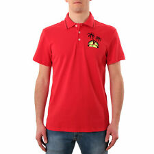 PR 115458   JUST CAVALLI POLO UOMO RED MALBORO