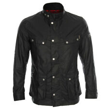 barbour international enfield wax jacket,new with tags on,size large,xl or xxl.