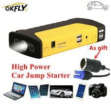 50800mAh 12V Rescue Car Jump Starter Power Bank Battery Charger Booster Buster