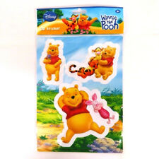 Disney Colourful 3D Bubble Stickers - Winnie the Pooh, Princesses or Mickey