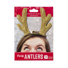 Christmas Party Antlers Xmas Hair Clip Antlers