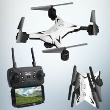 5.0MP WIFI Camera Foldable 2.4G RC Drones Quadcopter Altitude Holding 20mins Fly