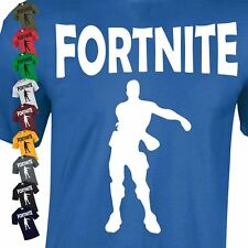New Fortnite Floss Kids & Adult Xbox PS4 PC Gaming Top Inspired Gift T-Shirt