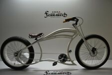 Fat bike Cruiser chopper bike custom garage personalizzabile