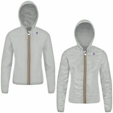 K-Way LILY PLUS DOUBLE EMBOSSED giacca reverse KWAY DONNA Variable Meteo 343rsse
