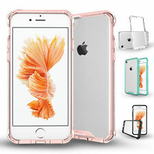 iPhone Case Plus Cover Clear 7/8 + Shockproof  Bumper Hybrid Drop Protection TPU