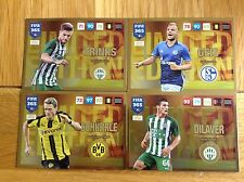 Panini Adrenalyn XL Fifa365 2016/17 Update Various Limited Edition cards