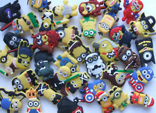 SHOE CHARMS (G) - CARTOON CHARACTERS - ONE EYE, TWO EYES - (Packs of 2 - 3)
