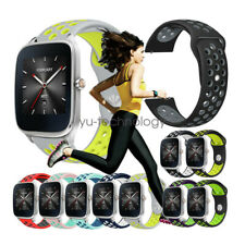 Quick Release Soft Silicone Sport Bracelet Watch Band Strap For ASUS Zenwatch 2