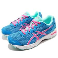 Asics GT-1000 5 GS Blue Pink White Kid Youth Junior Running Shoes C619N-4320