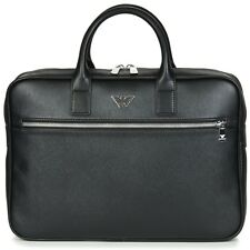 Borsa porta documenti uomo Emporio Armani  BUSINESS ONE ZIP BRIEFCASE   771...