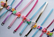 SHOE CHARM BRACELETS (F6) - inspired by PINK PIG & FRIENDS