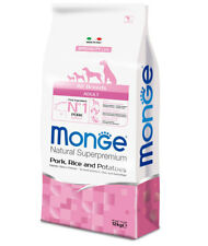 Monge Superpremium All Breeds Adult Maiale, Riso e Patate