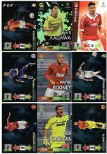 Panini Adrenalyn XL Champions League 2011/12 & 2012/13 Limited Edition Cards