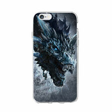 Fundas iPhone 5/5S/SE 6/6S 6+/6S+ 7/7+ 8/8+ X/10 Game of Thrones Juego de Tronos